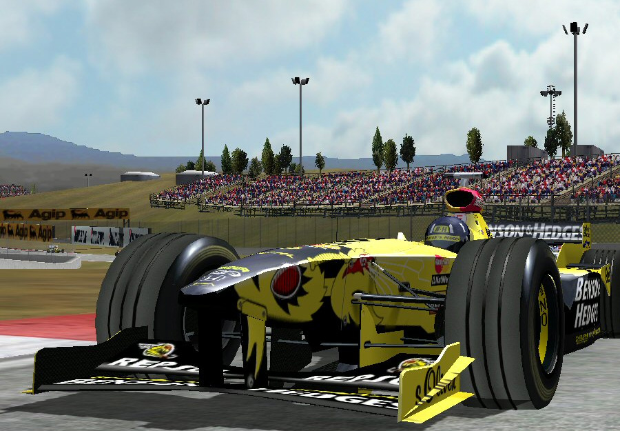 Cars & Tracks Development Project